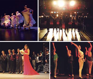 La escuela de Nuria Montes, al 100% con la danza y el arte