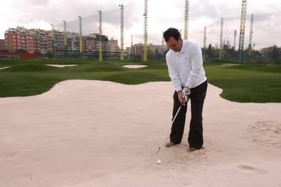 ¿Parque público en vez de campo de golf en Chamberí?
