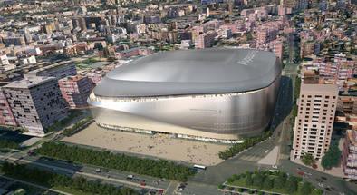 El Santiago Bernabéu se queda, definitivamente, como está