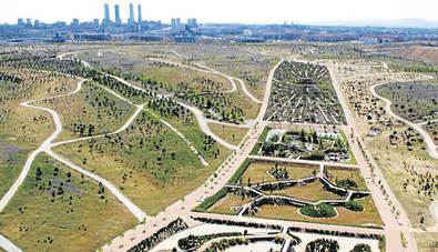 Siembre su propio árbol en el Bosque de los Ciudadanos