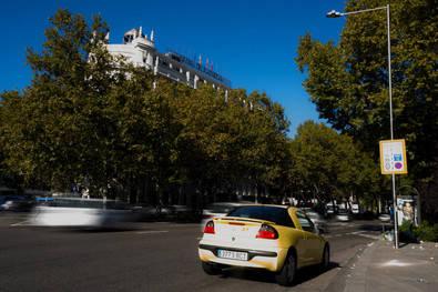 El Paseo del Prado cambiará coches por peatones en las mañanas de los domingos