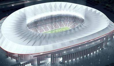 ¿Venderá el Ayuntamiento terrenos junto a la Peineta al Atlético de Madrid?
