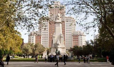 'Reevaluando al completo' el Edificio España