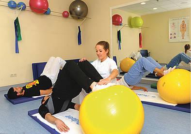 Pilates y salud: el ejercicio más natural