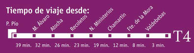 El Cercanías parará en Valdebebas cada 30 minutos desde el miércoles