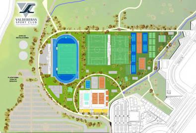 Cs dice que el Ayuntamiento tiene otra alternativa a Valdebebas Sport Club
