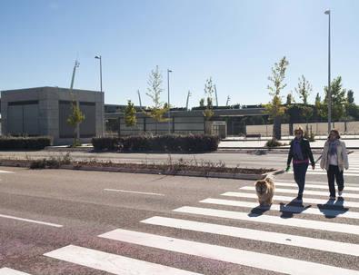 Regalo navideño para Valdebebas: el 16 abre la estación de Cercanías