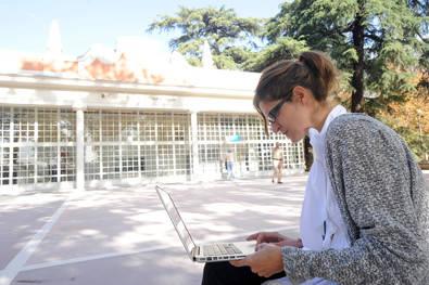 EL WiFi va 'tomando' Madrid
