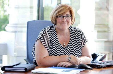 Yolanda Rodríguez, nueva concejala presidenta de Hortaleza