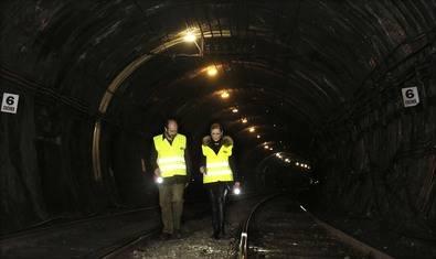 Seis meses sin línea 1 de Metro