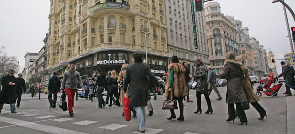 Madrid, distrito a distrito, barrio a barrio