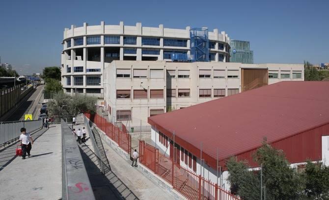 El Juan Zaragüeta sería centro de referencia para Valdebebas.