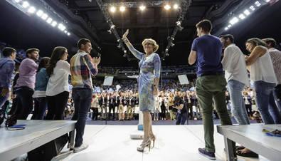 Aguirre dejará de presidir el PP madrileño