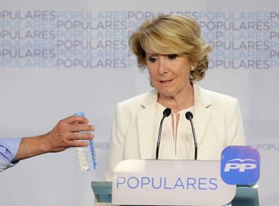 Aguirre no quiere ser el problema