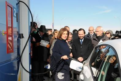 Vicálvaro estrena otra estación de gas natural