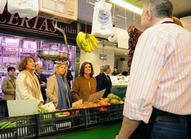 50 años del mercado de San Pascual