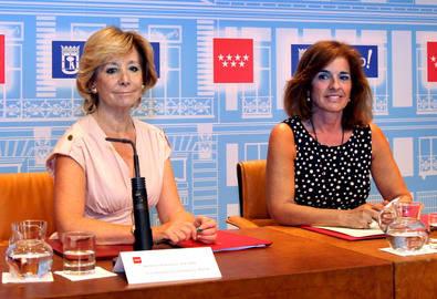 Aguirre y Botella para abrir la Convención del PP