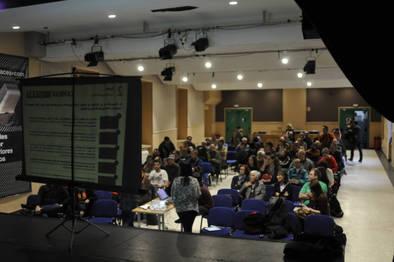 200 vecinos para Cambiar Hortaleza