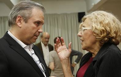 Carmena y Carmona: sí pero...