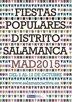 Salamanca celebra sus fiestas populares