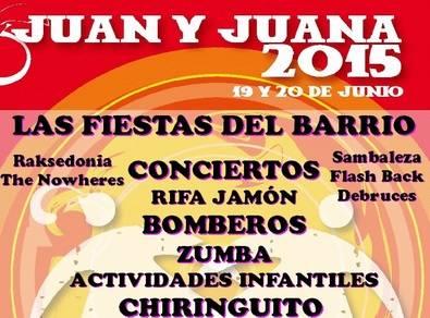 Celebra la noche de Juan y Juana
