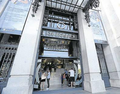 CentroCentro triunfa en el Paseo del Arte