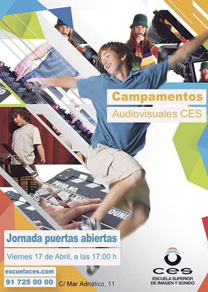 Campamento Audiovisual de Verano CES