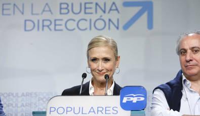 Ciudadanos y Podemos tienen cita con Cifuentes...