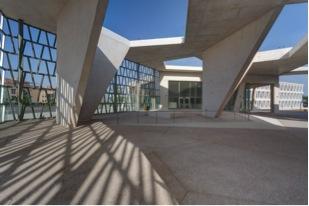 El Colegio Alemán celebra su llegada a Montecarmelo