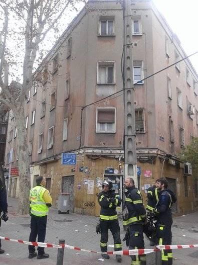 El Ayuntamiento realojará provisonalmente a los desalojados