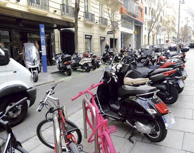 A Hermosilla se llega en 'bici' o moto