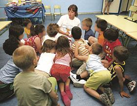 Los veranos infantiles del centro Maestro Alonso