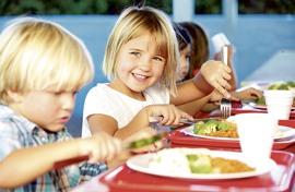 Adquirir buenos hábitos alimenticios