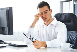 Fatiga ocular: adictos a las pantallas