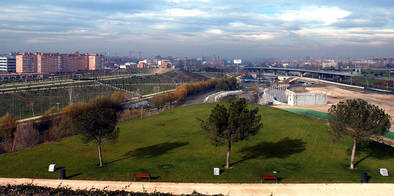 Crecerá el parque lineal del Manzanares