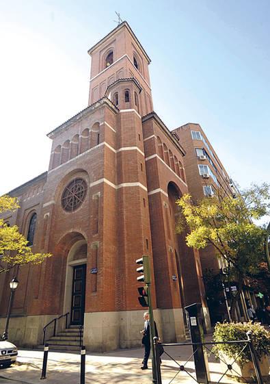 Una parroquia que creció con el barrio