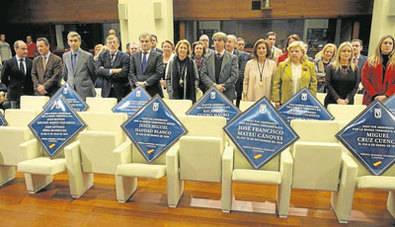 Salamanca estrenará el 'Itinerario de la libertad'