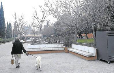 El Parque del Ajedrez será de récord Guinness