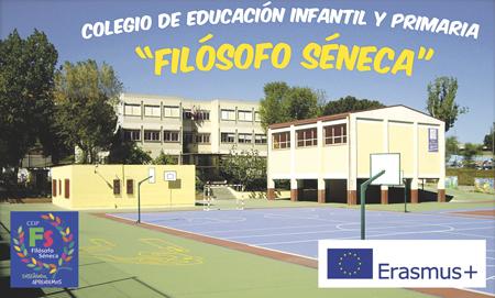 El CEIP Filósofo Séneca celebra su 40 aniversario con su proyecto 'Hacia un colegio inclusivo y bilingüe', subvencionado por la UE