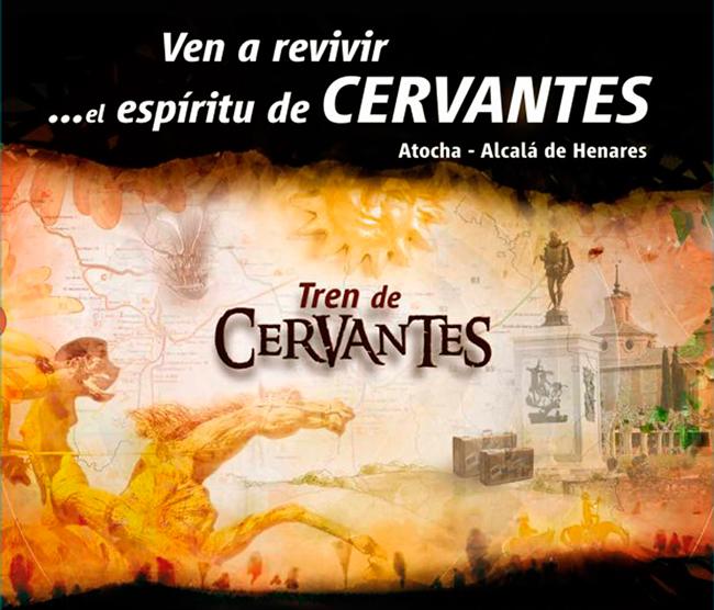 El Tren de Cervantes vuelve a las vías