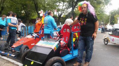Los 'autos locos' regresan a El Pardo