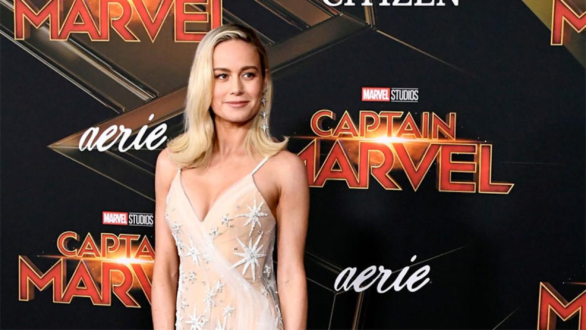 Brie Larson protagonizará una serie sobre la CIA para Apple