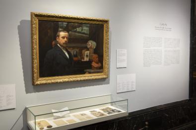 El Museo del Prado muestra, hasta el próximo 28 de julio, una parte de la donación realizada en 2018 por la familia del pintor Cecilio Pla (1859-1934).