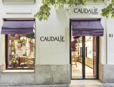 Caudalie planta sus vides en Madrid