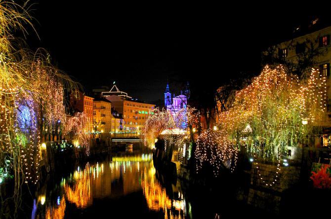 Cuento de hadas esloveno, por Nochevieja