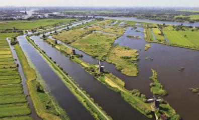 Holanda, el país del agua
