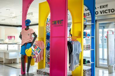 Pop Up Store de Esprit para el Orgullo
