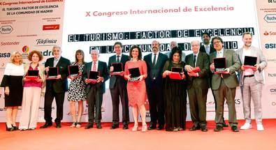 El X Congreso Internacional de Excelencia se centra en el turismo