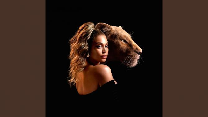 Beyoncé produce y participa en la nueva banda sonora de 'El rey león'