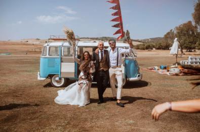 Espacio mágico, para una boda 'shabby chic'
